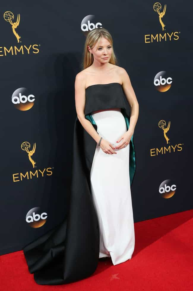 Kaitlin Doubleday is listed (or ranked) 3 on the list The Worst Dressed at the 2016 Emmy Awards