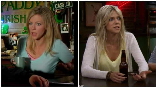 Kaitlin Olson is listed (or ranked) 3 on the list How the Cast of It's Always Sunny Aged Throughout the Show