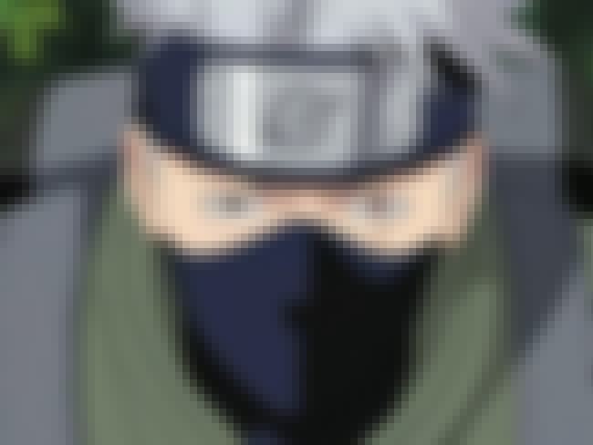 Kakashi Hatake is listed (or ranked) 1 on the list The Greatest Anime Characters With Scars