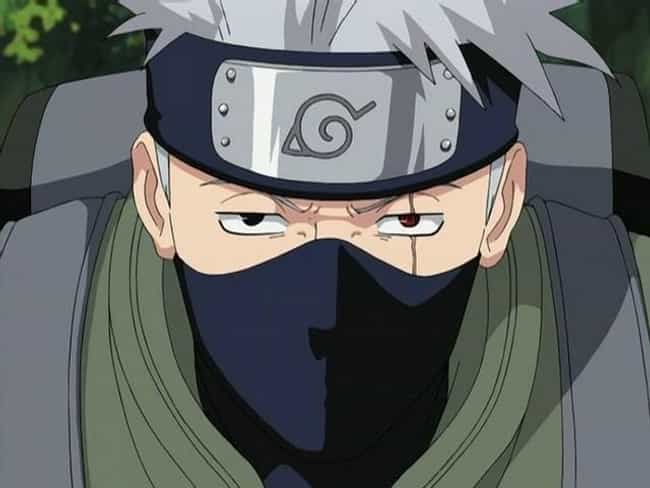 Kakashi Hatake Is Listed Or Ranked 1 On The List Greatest Anime Characters