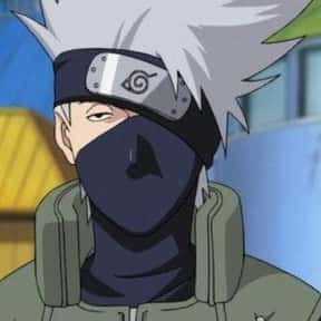 Kakashi Hatake is listed (or ranked) 5 on the list The Best Naruto Characters