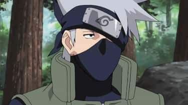 Kakashi Hatake - 'Naruto&# is listed (or ranked) 1 on the list The 18 Most Beloved Anime Characters That Literally No One Hates