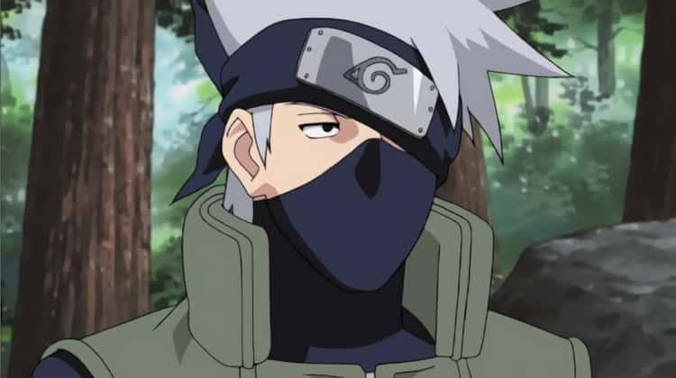 Kakashi Hatake - 'Naruto'