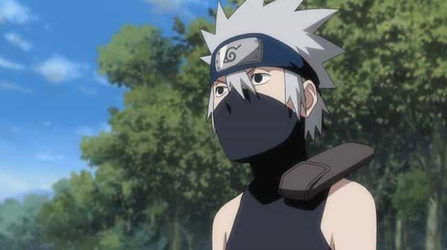Kakashi Hatake is listed (or ranked) 1 on the list 13 Anime Characters Who Are Too Young For Their Jobs