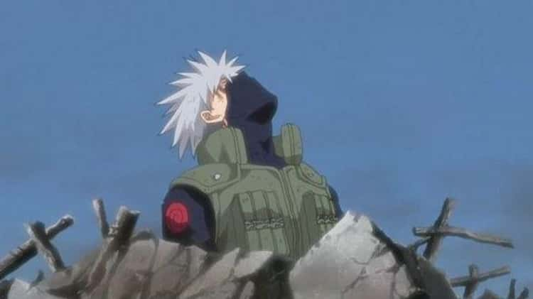 Kakashi Hatake Is Brought Back By Pain In 'Naruto'