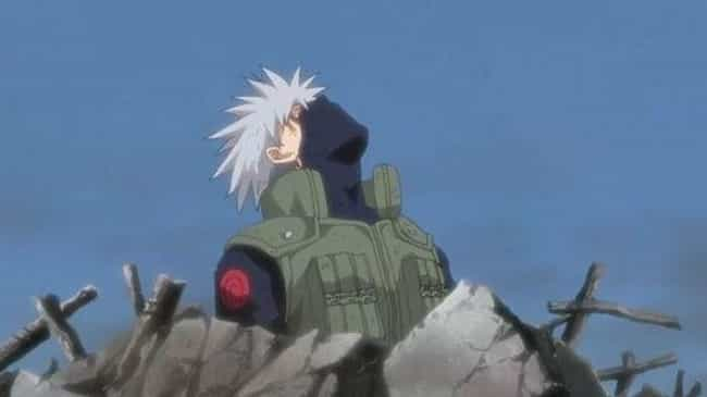 Kakashi Hatake is listed (or ranked) 1 on the list 13 Anime Characters Who Came Back From The Dead