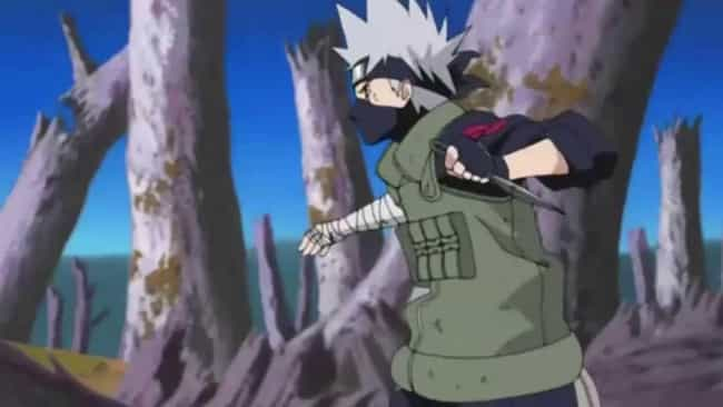 Kakashi Hatake is listed (or ranked) 8 on the list The 15 Strongest Naruto Characters Of All Time