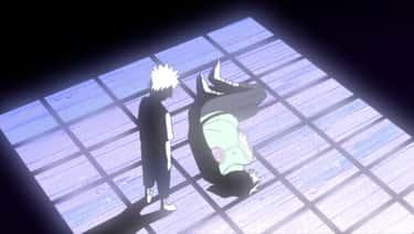 Kakashi Hatake - 'Naruto' is listed (or ranked) 2 on the list 20 Anime Heroes Who Had Brutally Sad Childhoods