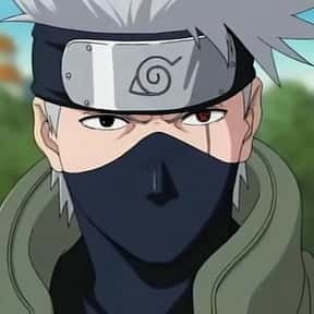 Kakashi Hatake is listed (or ranked) 2 on the list The Best Anime Characters With Black Eyes