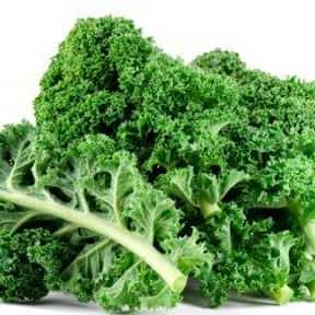 Kale is listed (or ranked) 22 on the list The Healthiest Superfoods