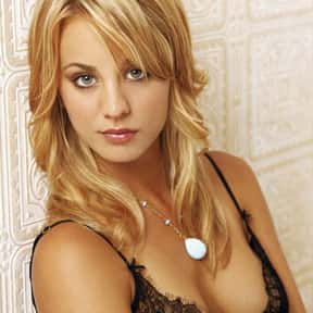 Kaley Cuoco is listed (or ranked) 19 on the list Who Should Be in the 2012 Maxim Hot 100?