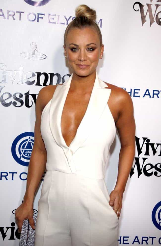 Kaley Cuoco is listed (or ranked) 1 on the list The Most Gorgeous Girls on Primetime TV