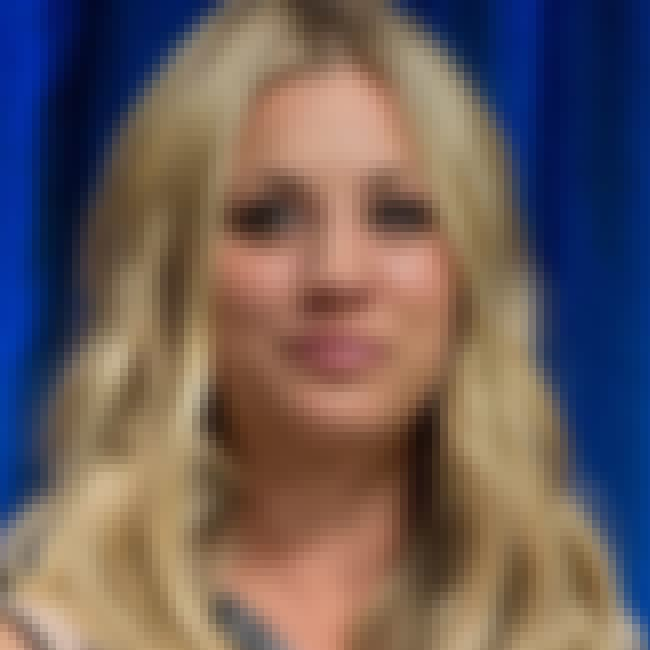 Kaley Cuoco is listed (or ranked) 1 on the list TV Actors from Camarillo