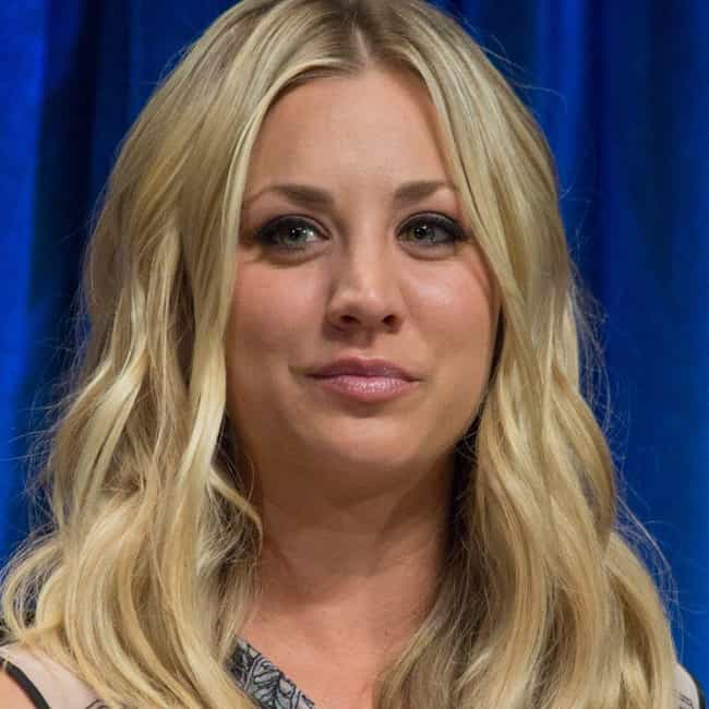 Kaley Cuoco is listed (or ranked) 1 on the list 28 Celebrity Women Who Aren't Feminists