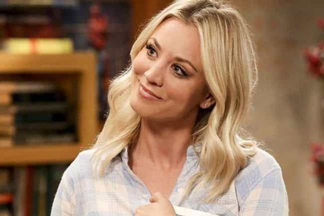 Kaley Cuoco is listed (or ranked) 3 on the list How Much Is The Cast Of 'The Big Bang Theory' Worth?