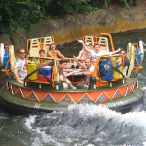 Kali River Rapids is listed (or ranked) 17 on the list The Worst Amusement Park Rides To Get Stuck On