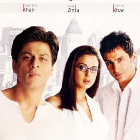 Kal Ho Naa Ho is listed (or ranked) 3 on the list The Best Shah Rukh Khan Movies