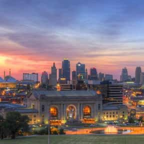 Kansas City is listed (or ranked) 24 on the list The Best US Cities for Architecture