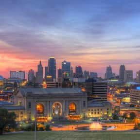 Kansas City is listed (or ranked) 21 on the list The Best US Cities for Live Music