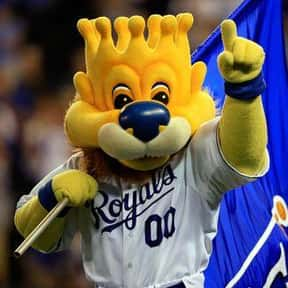 Sluggerrr is listed (or ranked) 16 on the list The Best Mascots in Major League Baseball