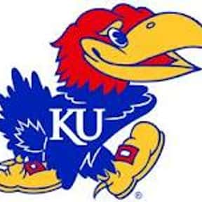 Kansas Jayhawks Men's Basketba is listed (or ranked) 12 on the list Basketball Teams with the Most Annoying Fans