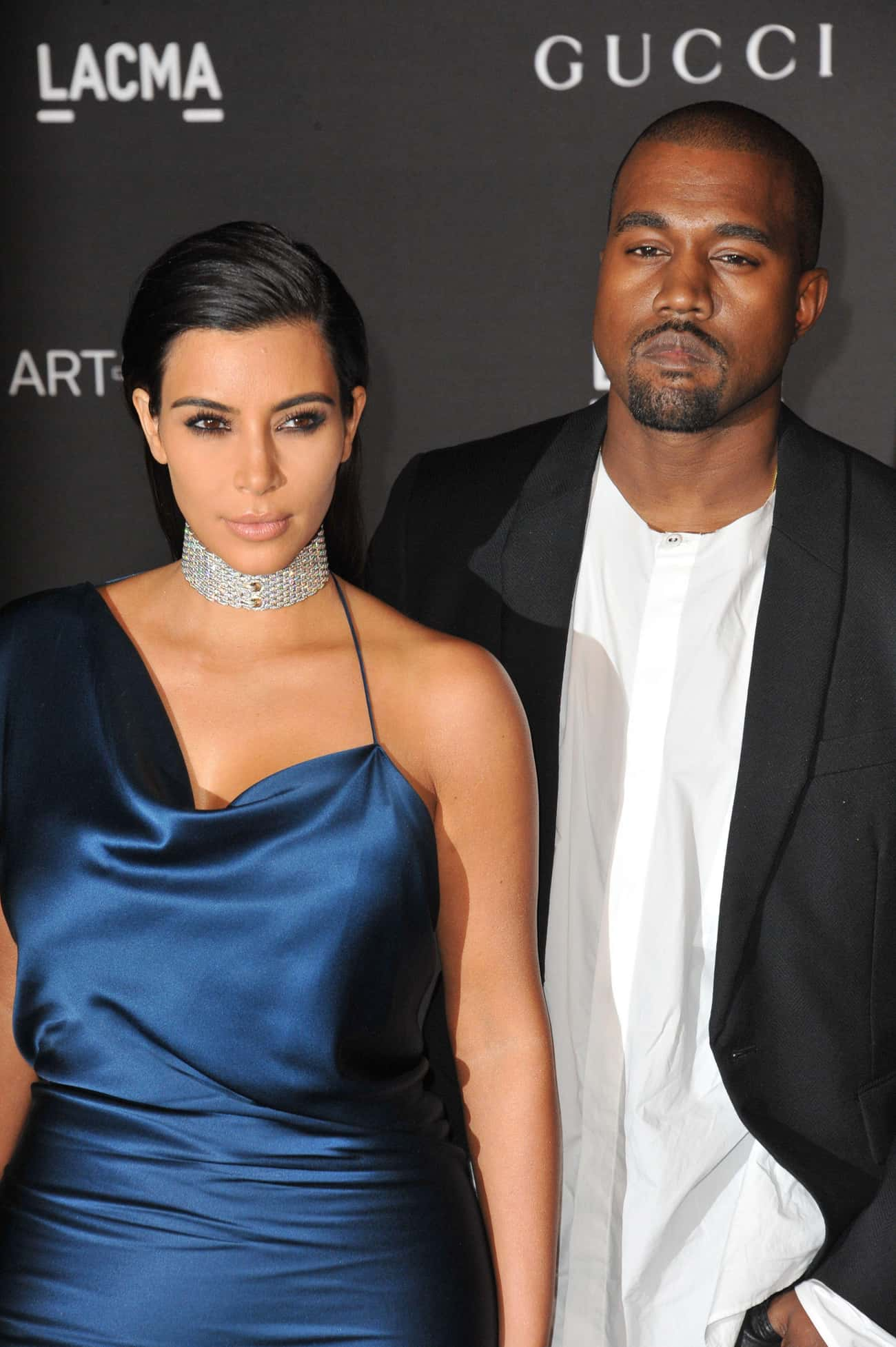 Kanye West & Kim Kardashian is listed (or ranked) 1 on the list Obnoxious Celebrity Baby-Namers