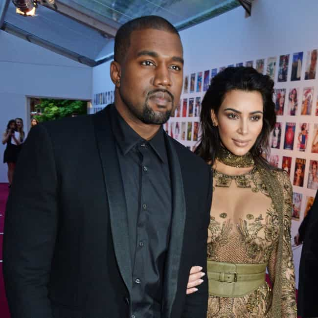 Kanye West is listed (or ranked) 2 on the list 12 Celebrities You Might Run Into While Flying Coach