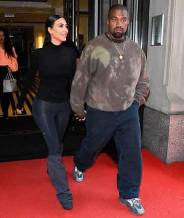 Kanye West is listed (or ranked) 1 on the list Everybody Who Has Dated The Kardashian-Jenner Family