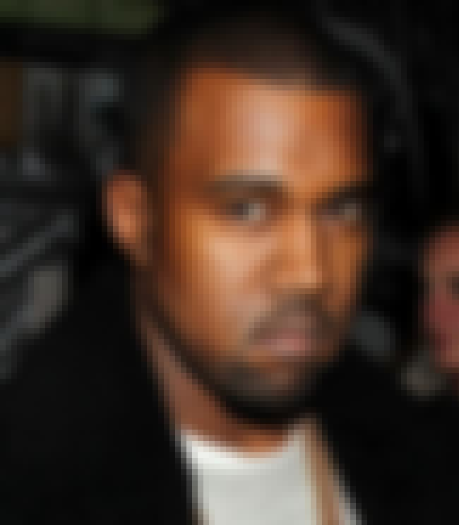 Kanye West is listed (or ranked) 4 on the list Resting Bitch Face: Who Does It Best?