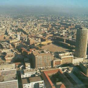 Karachi is listed (or ranked) 13 on the list The World's Most Densely Populated Places