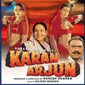 Karan Arjun is listed (or ranked) 22 on the list The Best Shah Rukh Khan Movies