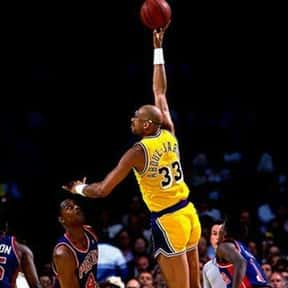 Kareem Abdul-Jabbar is listed (or ranked) 4 on the list The Best Rebounders in NBA History