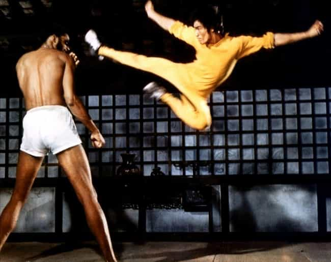 Kareem Abdul-Jabbar is listed (or ranked) 4 on the list Famous Students Who Studied Under Bruce Lee