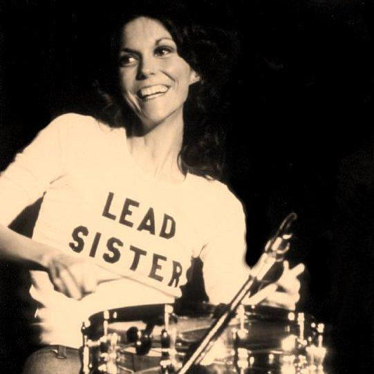 Random History's Greatest Female Drummers