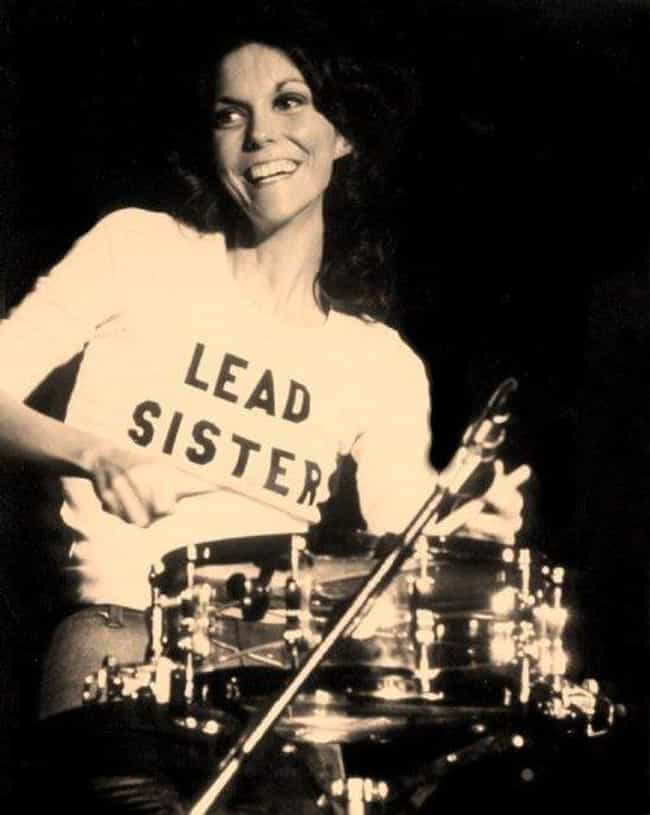 Karen Carpenter is listed (or ranked) 2 on the list 30 Celebrities Who Have Struggled With Anorexia