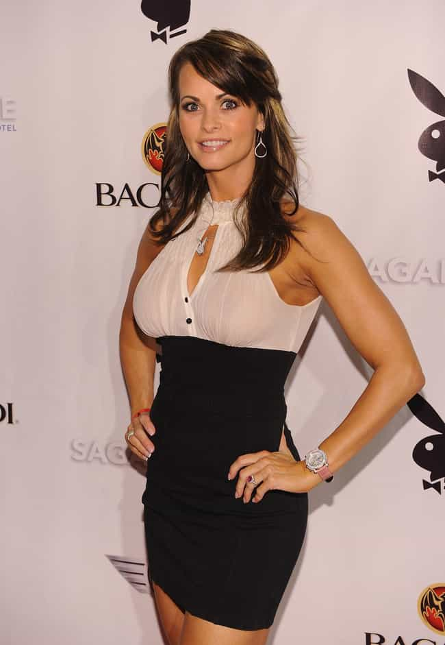 Karen McDougal is listed (or ranked) 3 on the list The Most Beautiful Native American Women