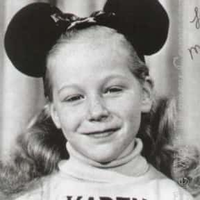Karen Pendleton is listed (or ranked) 25 on the list Mickey Mouse Club Cast List