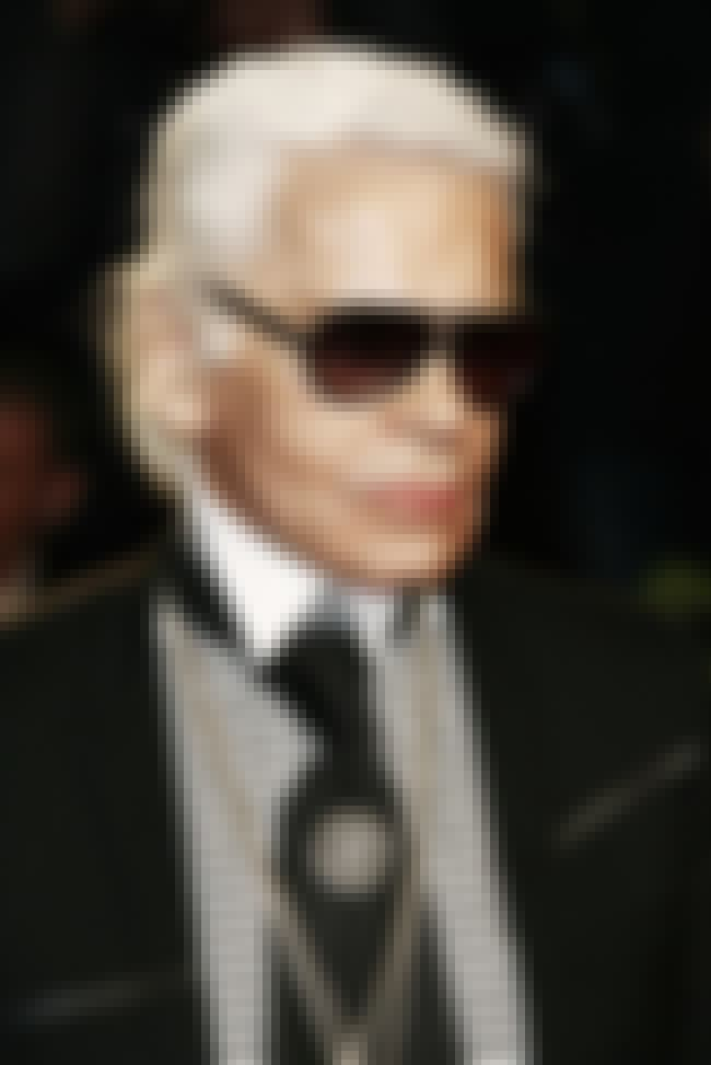 Karl Lagerfeld is listed (or ranked) 7 on the list 23 Famous People Who Are Asexual