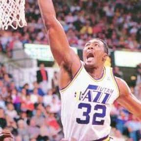Karl Malone is listed (or ranked) 2 on the list The Best Power Forwards of the 80s