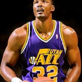 Karl Malone is listed (or ranked) 5 on the list The Greatest Power Forwards in NBA History