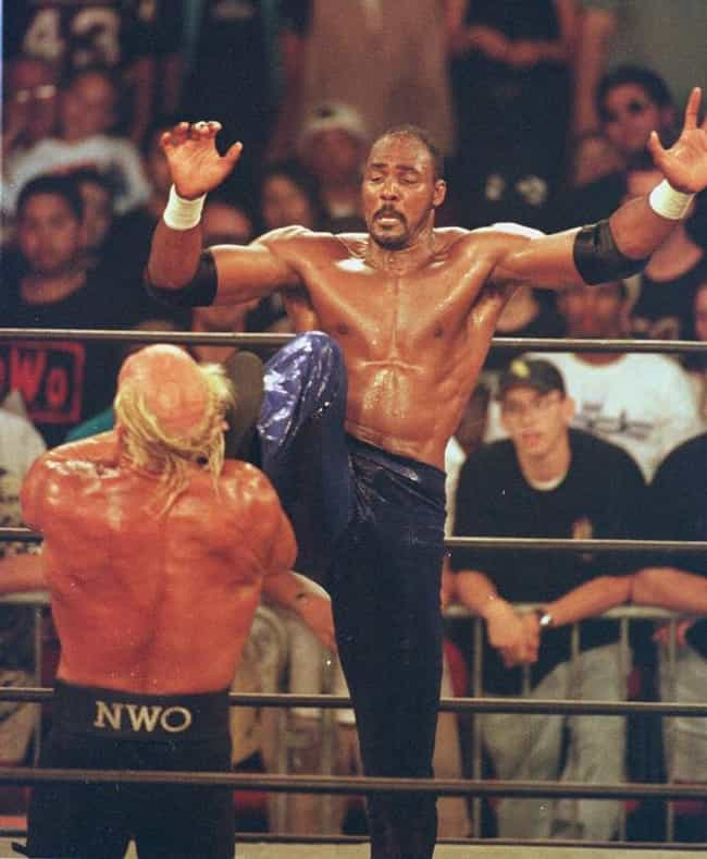 Karl Malone is listed (or ranked) 3 on the list 26 Athletes Who Became Wrestlers