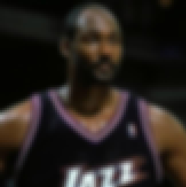 Karl Malone is listed (or ranked) 2 on the list Players With The Most Double-Doubles In NBA History