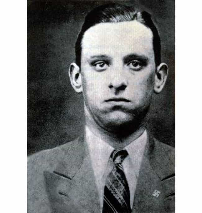 Karl Silberbauer is listed (or ranked) 1 on the list 14 Ruthless Nazi War Criminals Who Escaped Justice