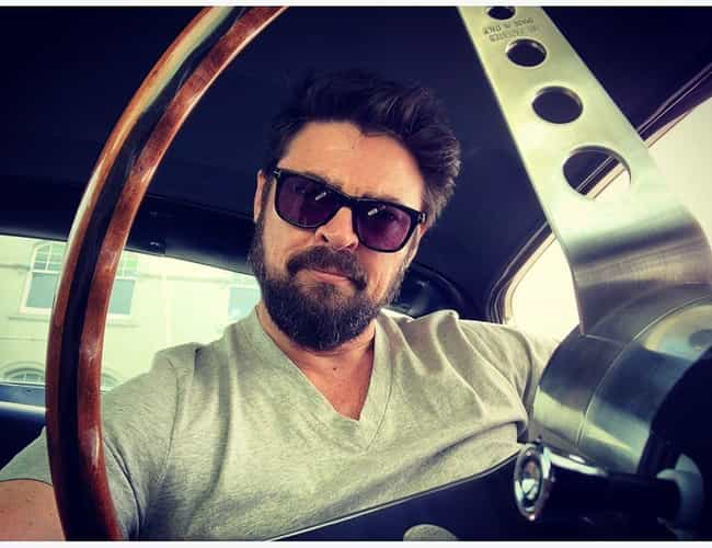 Karl Urban is listed (or ranked) 2 on the list The Celebrity Loves Of Katee Sackhoff