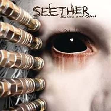 Karma and Effect is listed (or ranked) 2 on the list The Best Seether Albums of All Time