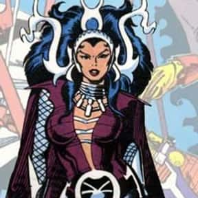 Karnilla is listed (or ranked) 22 on the list The Best Thor Villains, Foes, and Enemies of All Time