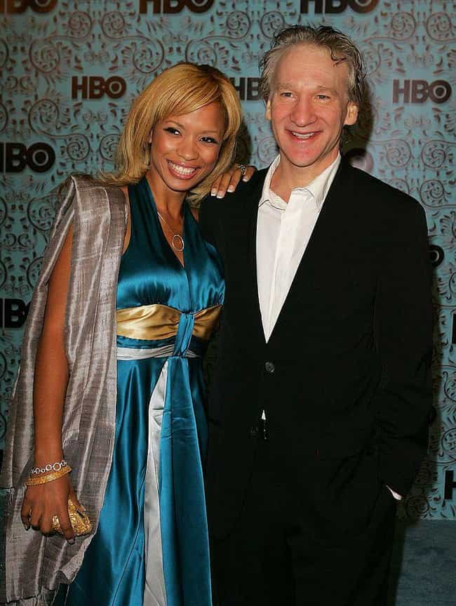 Karrine Steffans is listed (or ranked) 4 on the list Women Who Bill Maher Has Dated