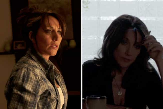 Katey Sagal is listed (or ranked) 2 on the list How the Cast of Sons of Anarchy Aged from the First to Last Season