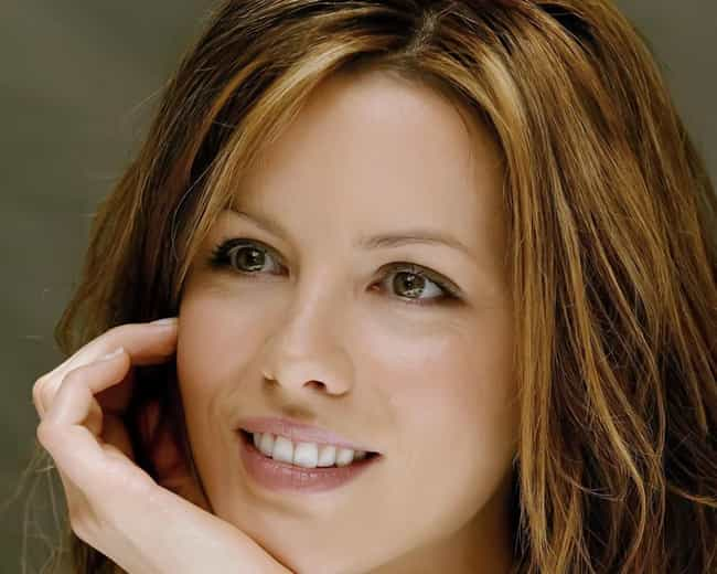 Kate Beckinsale is listed (or ranked) 1 on the list Women Who Have Been #1 in Beautiful Lists