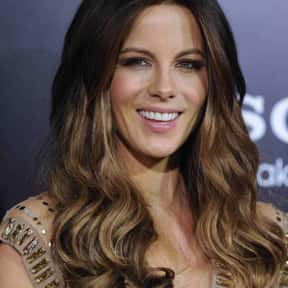 Kate Beckinsale is listed (or ranked) 19 on the list Famous Women You'd Want to Have a Beer With